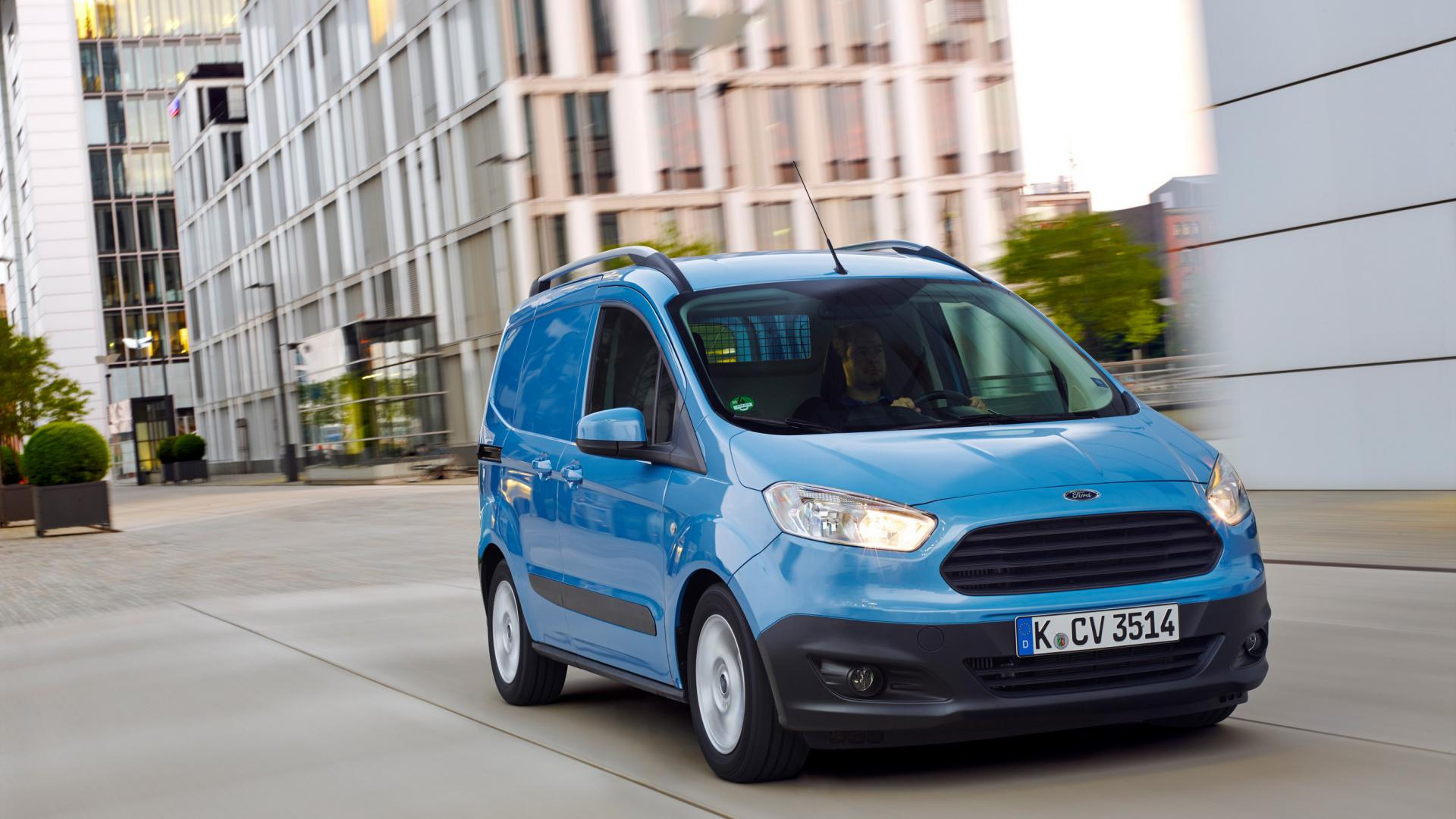 FORD TRANSIT COURIER 1.5 TDCI 75 CV ENTRY